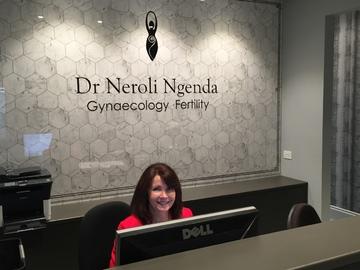 Neroli Ngenda female Obstetrician Gynaecologist Brisbane