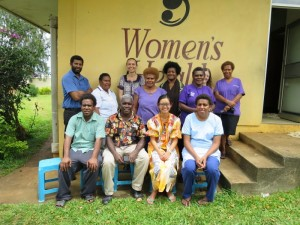 training colonoscopy for Vanuatu Drs